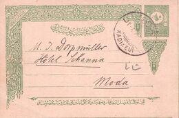 TURKEY - POSTCARD 10 PARA 1904 //ak259 - Ganzsachen