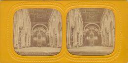 Photo Stéreo Saint Jean De Latran Rome - Stereoscopio