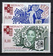 MONACO ( POSTE ) Y&T N°  1960/1961  TIMBRES  NEUFS  SANS  TRACE  DE  CHARNIERE , A  VOIR . N 1 - Nuevos
