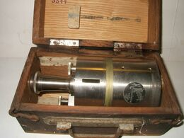 GONIOMETRE A PINNULES  MORIN  ( ANCIEN INSTRUMENT DE GEOMETRE ) - Other Apparatus