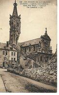 Carte Postale - CPA N°505 NORD - CAMBRAI - LES RUINES DE LA GRANDE GUERRE - La Cathédrale. - Cambrai