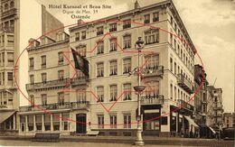 Hotel Kursaal Et Beau Site - Hotels & Pensions (letters I Tot L) Oostende - Ostende - Ostend (DOOS 7) - Oostende