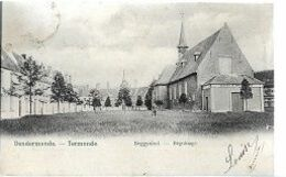 16 08/ R//   DENDERMONDE     BEGIJNHOF   1904 - Belgium