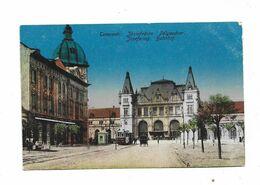 Cpa TEMESVDR  Jozsefvdros Palyaudvar - Romania