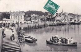 14 - Calvados -  TROUVILLE Sur MER - Le Bac De Deauville - Trouville