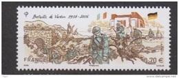 2016-N°5063**BATAILLE DE VERDUN - Unused Stamps