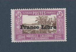 Timbre Nouvelle-Calédonie 50 C N° 208 Gomme Charnière - Nuovi