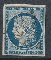 N°4 BLEU FONCE. - 1849-1850 Cérès