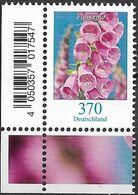 2019 Allem. Fed  .Deutschland  Mi. 3501 *MNH EUL Blumen : Roter Fingerhut (Digitalis Purpurea) - Ongebruikt