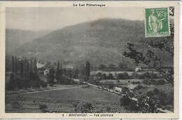 46, Lot, ROSTASSAC, Vue Générale, Scan Recto-Verso - Francia