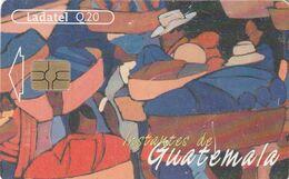 GUATEMALA. Painting 1. 2002-01-01. GT-TLG-0115. (038) - Guatemala