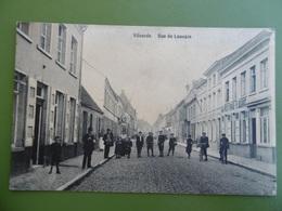 VILVOORDE  ( BRABANT ) Rue De LOUVAIN - Vilvoorde