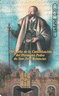 GUATEMALA. Hermano Pedro. 2003. GT-TLG-0136A. (017) - Guatemala