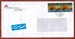 Luftpost, Konzertfluegel, Lisboa 2005 (96912) - Covers & Documents