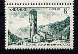 ANDORRE - 142** - CLOCHER ROMAN DE DE Ste COLOMA - Ongebruikt