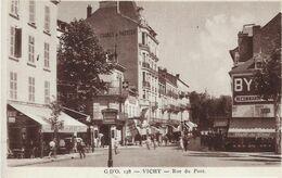 03  Vichy  Rue Du Pont - Vichy