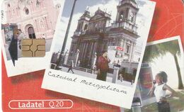 GUATEMALA. Catedral Metropolitana. 2003-01-01. GT-TLG-0133A. (034) - Guatemala