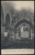 CPA - (29) Pont L'Abbé - Eglise De Lambourg : Les Ruines - Pont L'Abbe
