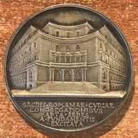 Vatican - Sacris Romanae Congregationibus Mistruzzi  Argent Superbe Patine (prix Fixe, Recommandé Inclus) - Andere