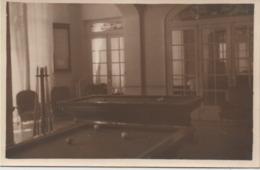AIN-Hauteville-Lompnès-Sanatorium Beligneux-La Salle De Billard - Hauteville-Lompnes