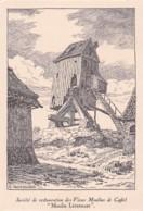 1859122Société De Reatauration Des Vieux Moulins De Cassel ''Moulin Létendart'' - Cassel