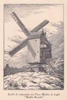 1859123Société De Reatauration Des Vieux Moulins De Cassel '' Moulin Blavoët'' - Cassel