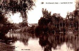 CPA SAINT FLORENT 18 Les Bords Du Cher - Saint-Florent-sur-Cher