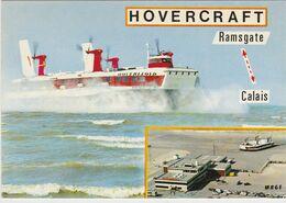Hovercraft Calais Ramsgate - Calais