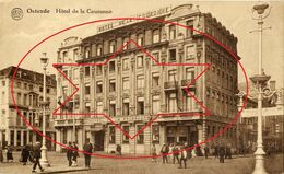 Hotel De La Couronne - Hotels & Pensions (letters A Tot D) Oostende - Ostende (DOOS 7) - Oostende