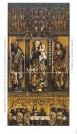 2017 Slovakia St. James Altar  Miniature Sheet Of 1  MNH @Below Face Value - Blocs-feuillets
