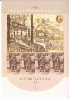 2018 Slovakia Ferdinand II Miniature Sheet Of 4  MNH @Below Face Value - Blocs-feuillets