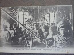SAINT CLAUDE  USINE JEANTET DAVID  LE POLISSAGE DE LA PIPE - Saint Claude