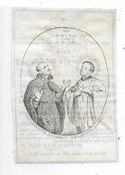 Desschel. Oud Doodsprentje. E.H. Wilhelmus MAES. Overl. 1833. - Religion & Esotérisme