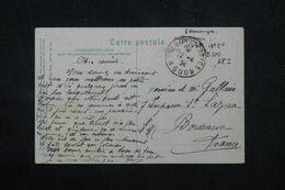 LEVANT FRANÇAIS - Oblitération Trésor Et Poste 600 Sur Carte Postale De Beyrouth En 1924 En FM Pour Bordeaux - L 68991 - Lettres & Documents