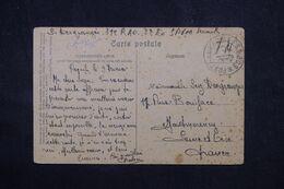 LEVANT FRANÇAIS - Oblitération Poste Aux Armées 606 Sur Carte Postale De Beyrouth En 1929 En FM Pour La France - L 68992 - Lettres & Documents