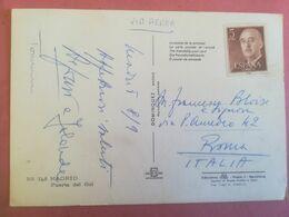 ESPANA - COVER TO ITALY - 1931-Aujourd'hui: II. République - ....Juan Carlos I