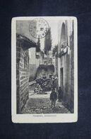 LEVANT FRANÇAIS - Oblitération Trésor Et Postes 615A Sur Carte Postale De Nazareth En 1922 Pour La France - L 68994 - Lettres & Documents