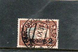 ESTONIE 1930 O - Estonia
