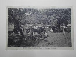 Carte Postale - MONTREUIL L ARGILLE (27) - Pâturages Normands (3929) - Sonstige Gemeinden