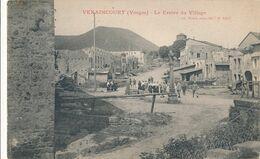 88) VEXAINCOURT : Le Centre Du Village - Autres Communes
