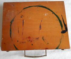 Mallette à Peinture  Jm Paillard  Paris (années 60 - 80) - Creative Hobbies