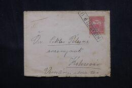 HONGRIE - Griffe De Haraszti Sur Enveloppe En 1908 Pour Kolorsvar - L 69012 - Briefe U. Dokumente