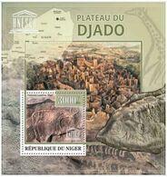 Niger 2013 Prehistory Prehistoire Gravures Rupestres MNH - Preistoria