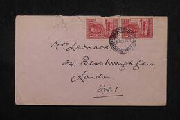 BECHUANALAND - Enveloppe Pour Londres En 1934 - L 69015 - 1885-1964 Herrschaft Von Bechuanaland