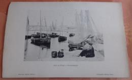 Sur Le Port à Douarnenez (phototype) - Bretagne