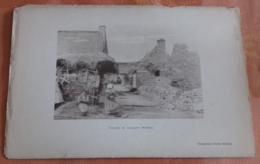 Village De Lauzach (Morbihan) (planogravure) - Bretagne