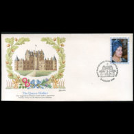 G.B. 1980 - FDC-919 Q.Mother - FDC