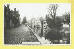 * Brugge - Bruges (West Vlaanderen) * (Editeur Em. Goes Ostende) Quai Vert, Groene Rei, Canal, Pont, Photo, Rare - Brugge