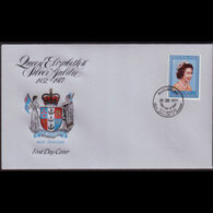 NEW ZEALAND 1977 - FDC-820a QEII Reign - Covers & Documents