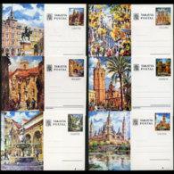 SPAIN 1969 - Card-Buildings - 1931-Aujourd'hui: II. République - ....Juan Carlos I